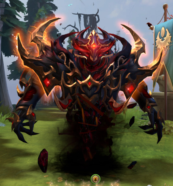 Souls Tyrant (Shadow Fiend Set)