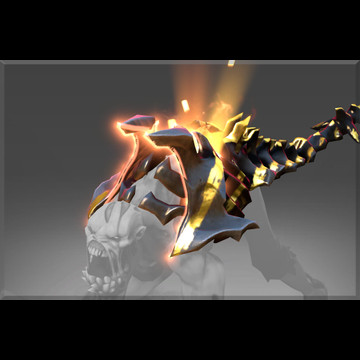 Golden Profane Union (Immortal TI7 Lifestealer)