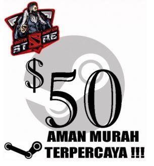 USD $50
