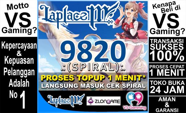 9820 Spiral