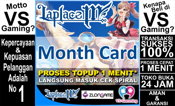 Month Card