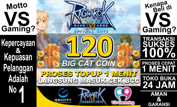 120 Big Cat Coin