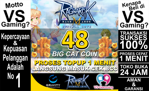 48 Big Cat Coin