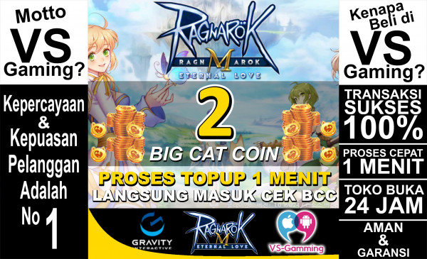 2 Big Cat Coin
