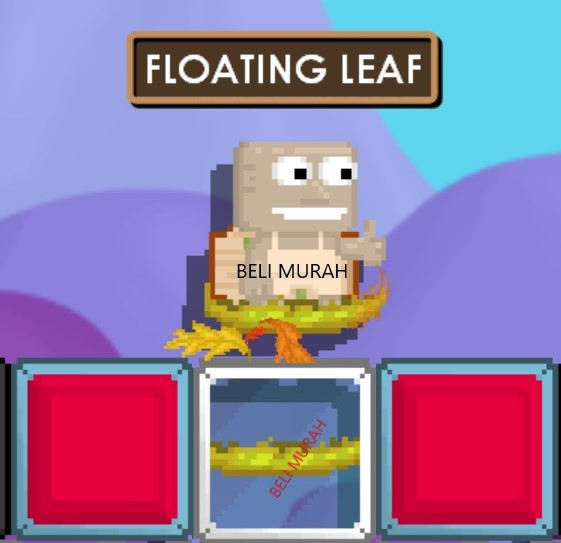 FLOATING LEAF BOARD