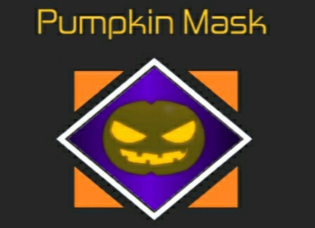 Pumpkin Mask (Rarest Item) | Heroes Online