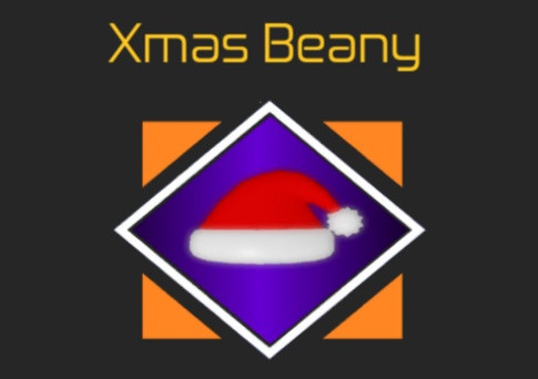 Xmas Beany (Unobtainable) | Heroes Online