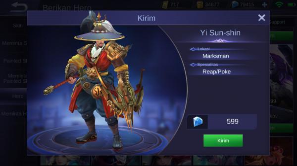 Yi Sun-shin (Marksman)