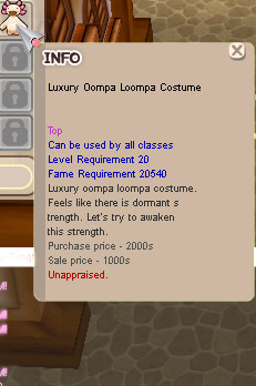 Luxury Oompa Loompa Costume+0