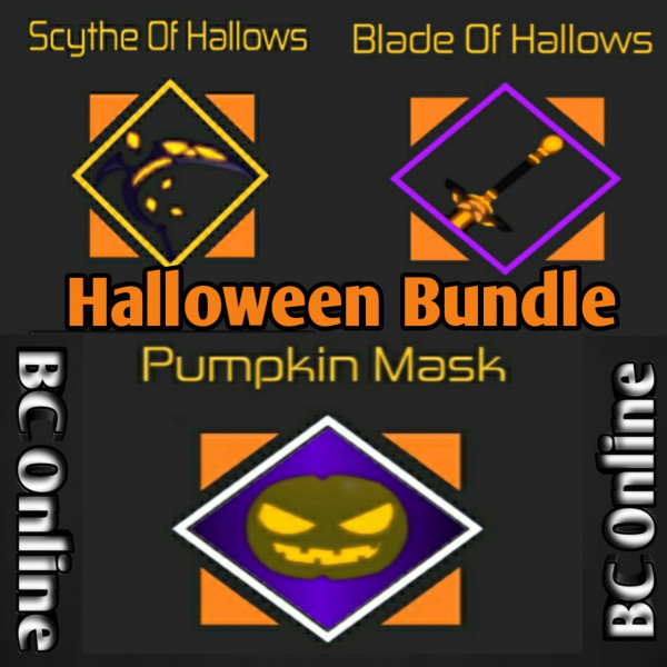 Halloween Bundle | Heroes Online