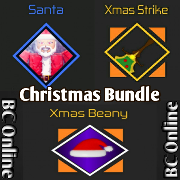 Christmas Bundle | Heroes Online