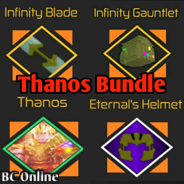 Thanos Bundle | Heroes Online