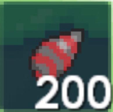 LASER GRID SEED(200BUAH)