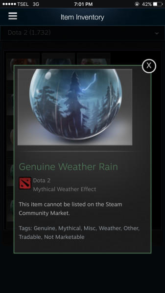 Genuine Weather Rain (Weather)