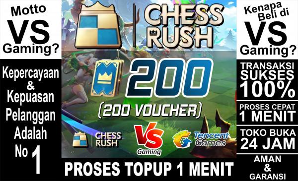 200 Voucher