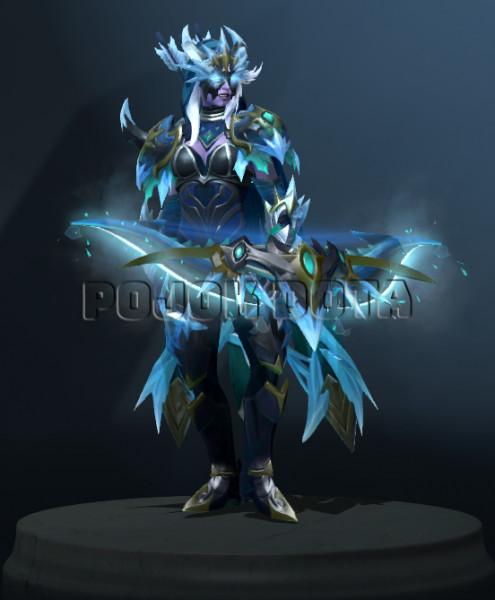 The Gaze of Zebulon (Drow Ranger Set)