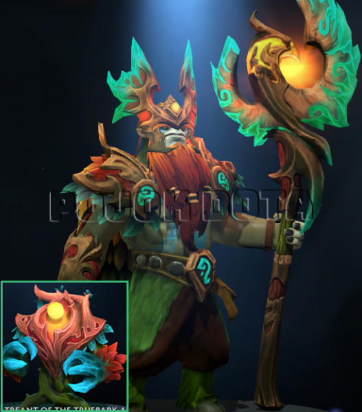 Truebark Adherent (Nature's Prophet Set)