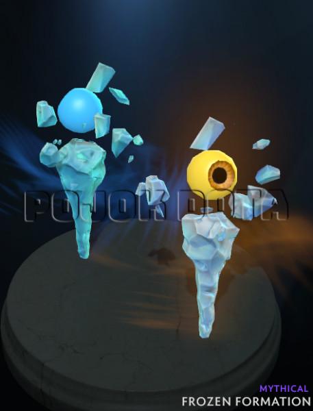 Frozen Formation (Ward)