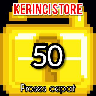 50 world lock