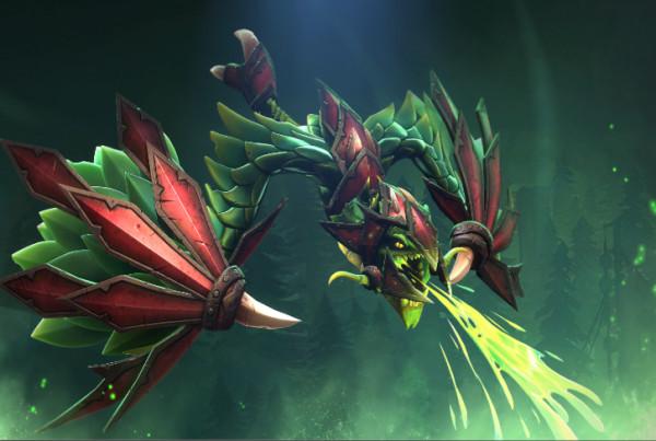 Advanced of the Siege-Drake (Viper Set)