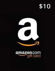 Amazon Gift Card $10