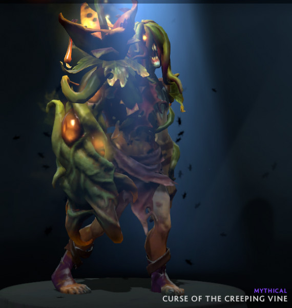 Curse of the Creeping Vine (Undying Set)