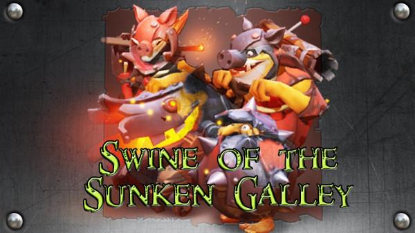 Swine of the Sunken Galley (Arcana Techies)