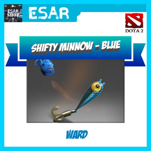 Shifty Minnow (Ward) Blue Minnows