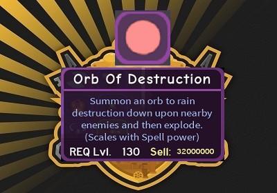 Ord Of Destruction