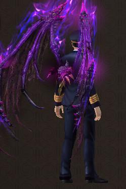 Infernal Demonic Wings (All Server)