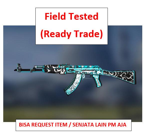 AK-47 | Frontside Misty FT | Ready Trade