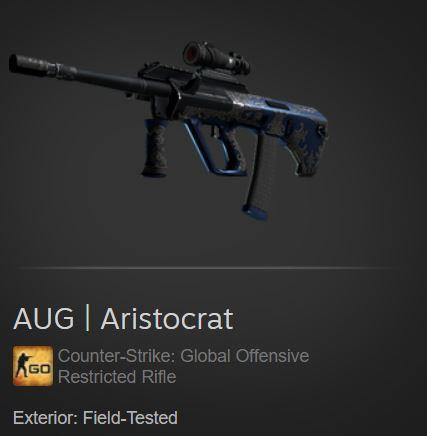 AUG   Aristocrat (Field-Tested)