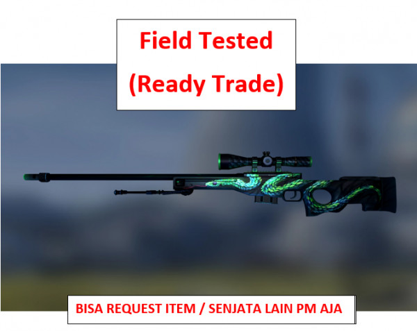 AWP | Atheris FT | Ready Trade