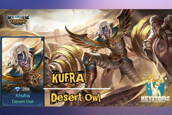 Desert Owl (Skin Khufra)