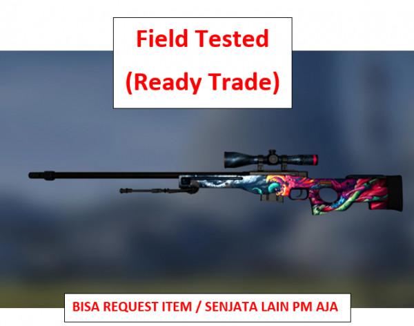 AWP | Hyper Beast FT | Ready Trade