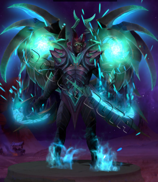 TERRORBLADE MIX SET #2