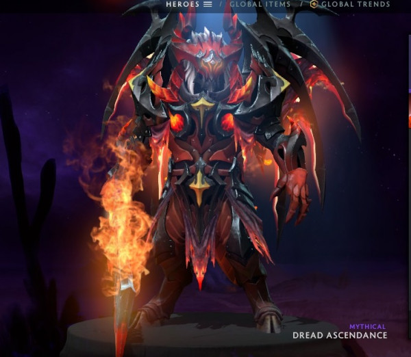 Dread Ascendance (Doom Set)