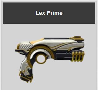Lex Prime (MR 8 Minimal)