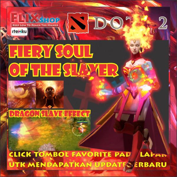 Fiery Soul of the Slayer (Arcana Lina)