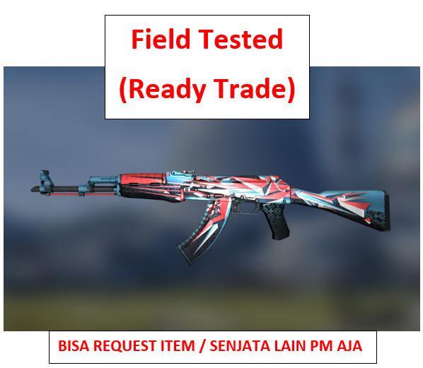 AK-47 | Point Disarray FT | Ready Trade