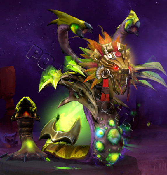 VENOMANCER MIX SET #3