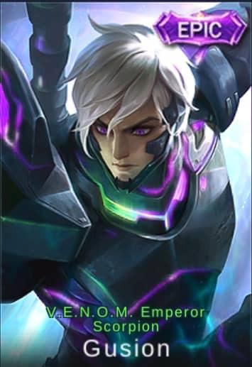 V.E.N.O.M Emperor Scorpion - Epic Skin Gussion