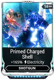 Primed Charged Shell (Mod)
