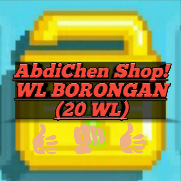 20 World Lock Borongan (20WL)