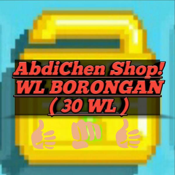 30 World Lock Borongan (30WL)