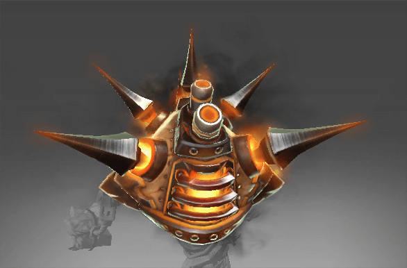 Piston Impaler (Immortal Bristleback)