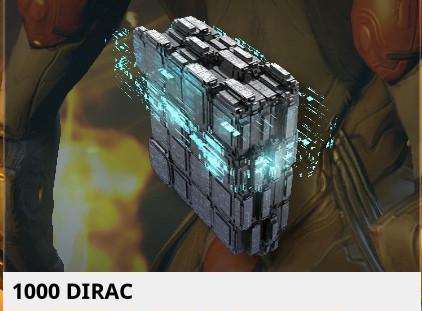 1000x Dirac (Resource)