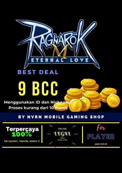 9 BCC