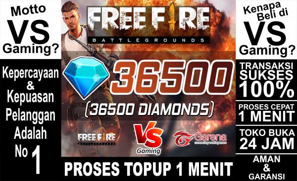 36500 Diamonds