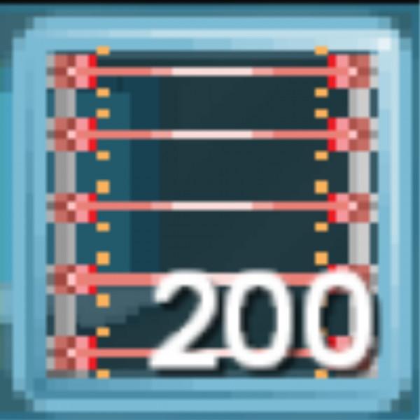 200 Lasergrid Block Growtopia